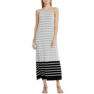 ▫️Vince Camuto Magnet Stripe Maxi Dress.